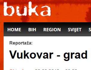 Vukovar - grad izmučen mržnjom