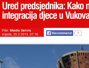 Kako napreduje socijalna integracija djece u Vukovaru